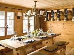 Country Dining Room Ideas Popular Rustic Uk