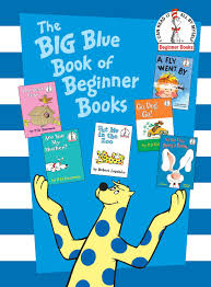 Amazon.com: The Big Blue Book Of Beginner Books (Beginner Books(R ...