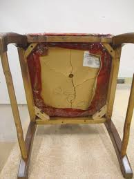 Lets Talk Wood Dining Chair Repair