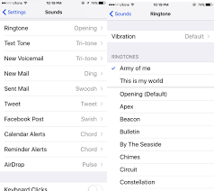 How To Set A Music Library Song As Your Ringtone [iOS]