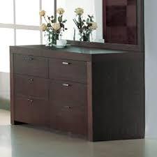 Shop Beverly Hills Furniture Traxler Dark Walnut 6 Drawer Double
