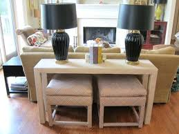 Cheap Sofa Table Walmart by Ergonomic Sofa Back Table For Your Space U2013 Rtw Planung Info