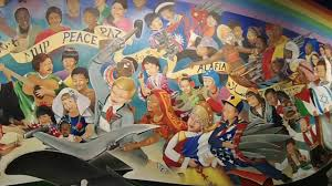 Denver Airport Murals Conspiracy Theory by Denver Airport Mystery And Conspiracy Youtube