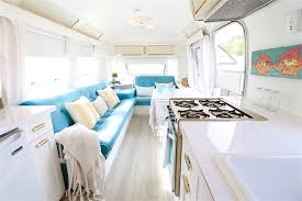 100 Airstream Interior Pictures VIDEO Before After Airstream Renovation Design The Life