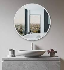 hoko runder bad spiegel led beleuchtet cottbus 60cm rund badezimmerspiegel mit licht rundum energieklasse a weee reg nr de 40647673