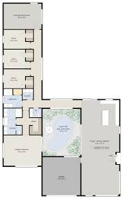 e story 4 bedroom house plans