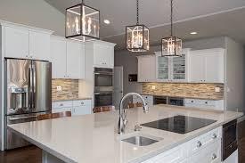 kitchen kitchen remodeling gilbert glass pendant lights quartz