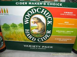 Woodchuck Pumpkin Cider Alcohol Content by Fermentedly Challenged Woodchuck Cider Maker U0027s Choice Variety