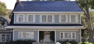 here comes tesla s solar roof smooth and textured tiles open for