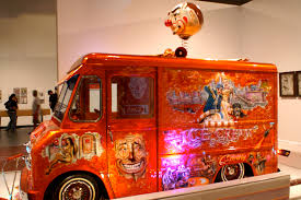 100 Lowrider Ice Cream Truck Art Food Meet In The Streets Of Los Angeles MOCA Viva LA Foodies
