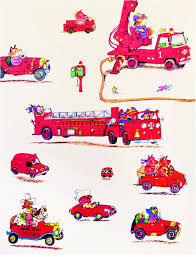 100 Go Cars And Trucks Paul Smith For Richard Scarrys And And Things That