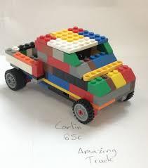 100 Lego Cement Truck NOVEMBER LEGO CHALLENGE Day 3