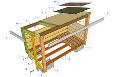 10x10 Shed Plans Blueprints by Firewood Shed Floor Frame House Stuff Pinterest Floor