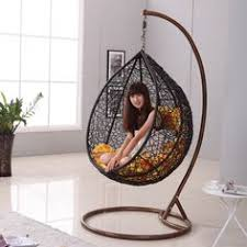 Cheap Hanging Bubble Chair Ikea by Get Creative With Indoor Hanging Chairs Urban Casa Indoor