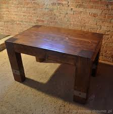 Vintage table made of reclaimed wood You can have it here