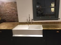 Kitchen Island Sink Splash Guard by Zinc T By Tony G Worktops Essex Gallery