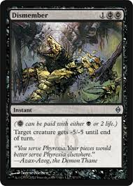 double take phyrexian obliterator new phyrexia mythic rare