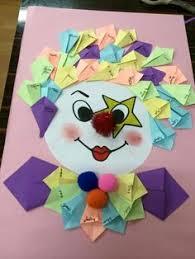 Folding Paper Craft For Preschoolers
