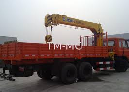 100 Truck Mounted Cranes XCMG Loader Crane 5 Ton Lifting Crane With High