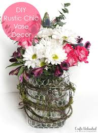 Supplies Needed To Make Your Own Glass Vase Decor And Place Card Holders