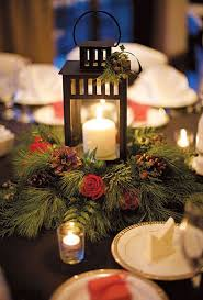 15 More Gorgeous Winter Wedding Centerpieces