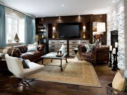 Rustic Chic Living Room Decor