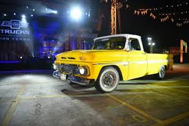 CHEVY CELEBRATES 100 YEARS OF ICONIC TRUCK DESIGN   Carrushome.com First Mod On My 2017 Chevy Silverado Z71 Truck Youtube 2019 Surprises At Legends 1955 First Series Chevygmc Pickup Brothers Classic Trucks History 1918 1959 Chevrolet 219930 Photo 19 Ucktrendcom Bad Check Out This Mudsplattered Visual Of 100 Years American In America Cj Pony Gmc Sierra 23500hd Drive Advance Design Wikipedia Pickup Carryall Suburban 1936 Camionetas Chevy Pinterest