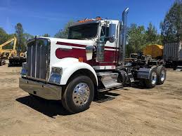 2012 Kenworth W900L Day Cab Semi Truck For Sale - Redding, CA ...
