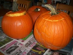 Dryer Vent Pumpkins by Pams Party U0026 Practical Tips October 2012