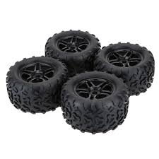 New Black Wheel Rim And Tire For 1/8 HPI HSP Truck RC Car Parts ... Cheap Rims For Jeep Wrangler New Car Models 2019 20 Black 20 Inch Truck Find Deals Truck Rims And Tires Explore Classy Wheels Home Dropstars 8775448473 Velocity Vw12 Machine 2014 Gmc Yukon Flat On Fuel Vector D600 Bronze Ring Custom D240 Cleaver 2pc Chrome Vapor D560 Matte 1pc Kmc Km704 District Truck Satin Aftermarket Skul Sota Offroad