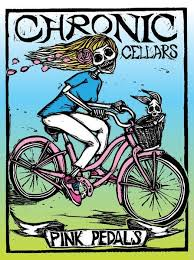 Sofa King Bueno 2015 Chronic Cellars by Tasting Notes Chronic Cellars Pink Pedals Rose Paso Robles Usa