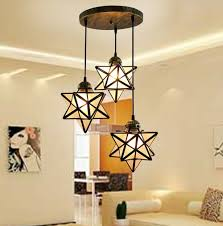 Amazing Moravian Star Pendant For Your Interior Lighting Design DIY Geometric Light