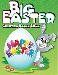 Big Easter Coloring Pages Book Super Fun Books For Kids Volume 15