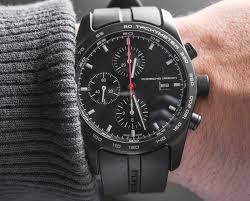 Porsche Design Timepiece No 1 Hands