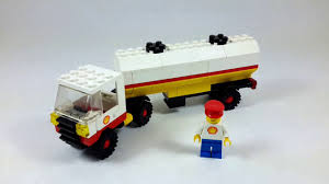 100 Lego Tanker Truck 6695 Review YouTube