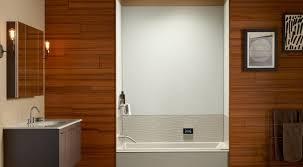 one fiberglass shower stalls american standard axis zab65724