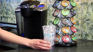 Brew Over Ice Iced Coffee Tea In Your Keurig Brewer