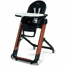 AGIO BY PEG PEREGO Agio By Peg Perego Siesta High Chair Black