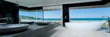GLASS BATHROOM WALLS PANELS Kitchen Glass Splashback