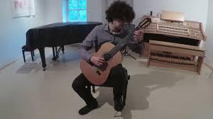 preli guitare a le salzburg guitar 2017 preliminary utkan aslan