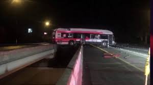 JTA Driver Rescued From Bus Dangling Over I-95