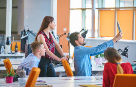 Break Free From A Boring Office Space
