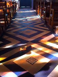 Glitsa Floor Finish Instructions by Colors On A Church Floor Normandy Church Amen Pinterest
