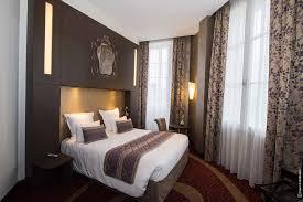 chambre classe hôtel cognac 4 étoiles haut de gamme spa bar à cocktails