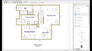 Basement Bathroom Designs Plans by Wiring Your Basement Basement Electric Design Plan Youtube