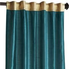 Pier 1 Imports Peacock Curtains by Teal And Gold Curtains From Pier 1 What I Want To Redecorate