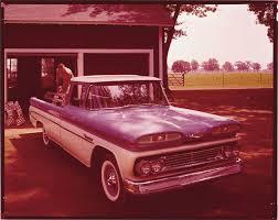 100 1960 Chevrolet Truck Apache Truck DPL DAMS