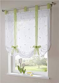 maichihuoy voile scheibengardine gardine transparenter