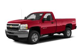 100 2013 Chevy Trucks Chevrolet Silverado 2500HD New Car Test Drive