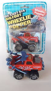 VINTAGE TOY CAR Truck Arco Toys Diecast 4X4 Big Foot Wheelie Popper ... Amazoncom Wvol Big Dump Truck Toy For Kids With Friction Power Farm Iveco Recycle 116th Scale Acapsule Toys And Gifts Of The Week Heavy Duty Ride On Imagine Taco Lunch Tote Mouth Always Fits Dzking Rc Truck 118 Remote Contro End 12272018 441 Pm John Deere 38cm Scoop Big W Powworkermini Fire Vehicle Red Black Red Lepin 20076 Technic Series Set 42078 Building Blocks Radio Control Wheel Monster 4wd Rock Crawler 27mhz Car
